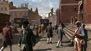 Pictures of Assassin's Creed III