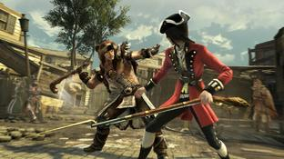 Un nouveau patch pour Assassin's Creed 3, inclus sur PC