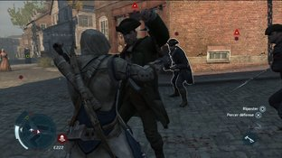 Test Assassin's Creed III Xbox 360 - Screenshot 150