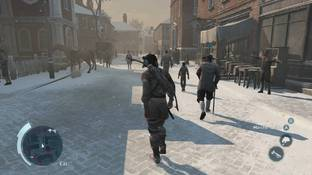 Assassin's Creed III 360 - Screenshot 370