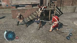 Assassin's Creed III 360 - Screenshot 392
