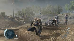 Assassin's Creed III 360 - Screenshot
