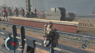Assassin's Creed III 360 - Screenshot 417