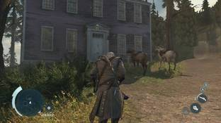 Assassin's Creed III 360 - Screenshot 479