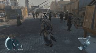 Assassin's Creed III 360 - Screenshot 512