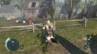 Assassin's Creed III 360 - Screenshot 538
