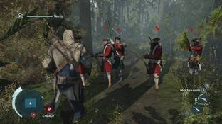 Assassin's Creed III 360 - Screenshot 549