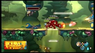 Awesomenauts Xbox 360