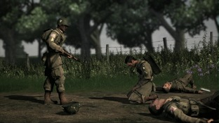 Test Brothers in Arms : Hell's Highway Xbox 360 - Screenshot 69