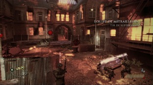 Test Brothers in Arms : Hell's Highway Xbox 360 - Screenshot 71