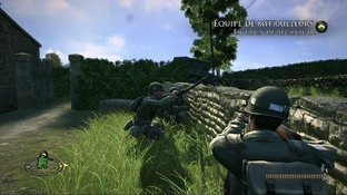 Test Brothers in Arms : Hell's Highway Xbox 360 - Screenshot 72