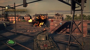 Test Brothers in Arms : Hell's Highway Xbox 360 - Screenshot 74