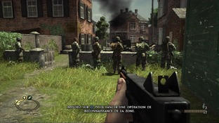 Test Brothers in Arms : Hell's Highway Xbox 360 - Screenshot 77