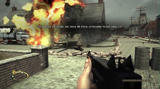 Test Brothers in Arms : Hell's Highway Xbox 360 - Screenshot 80
