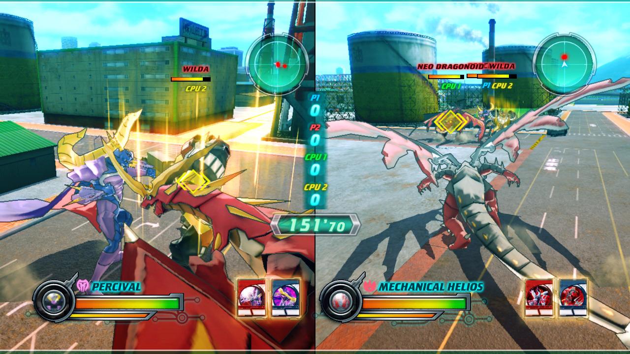 Bakugan Battle Brawlers : Les Protecteurs de la Terre