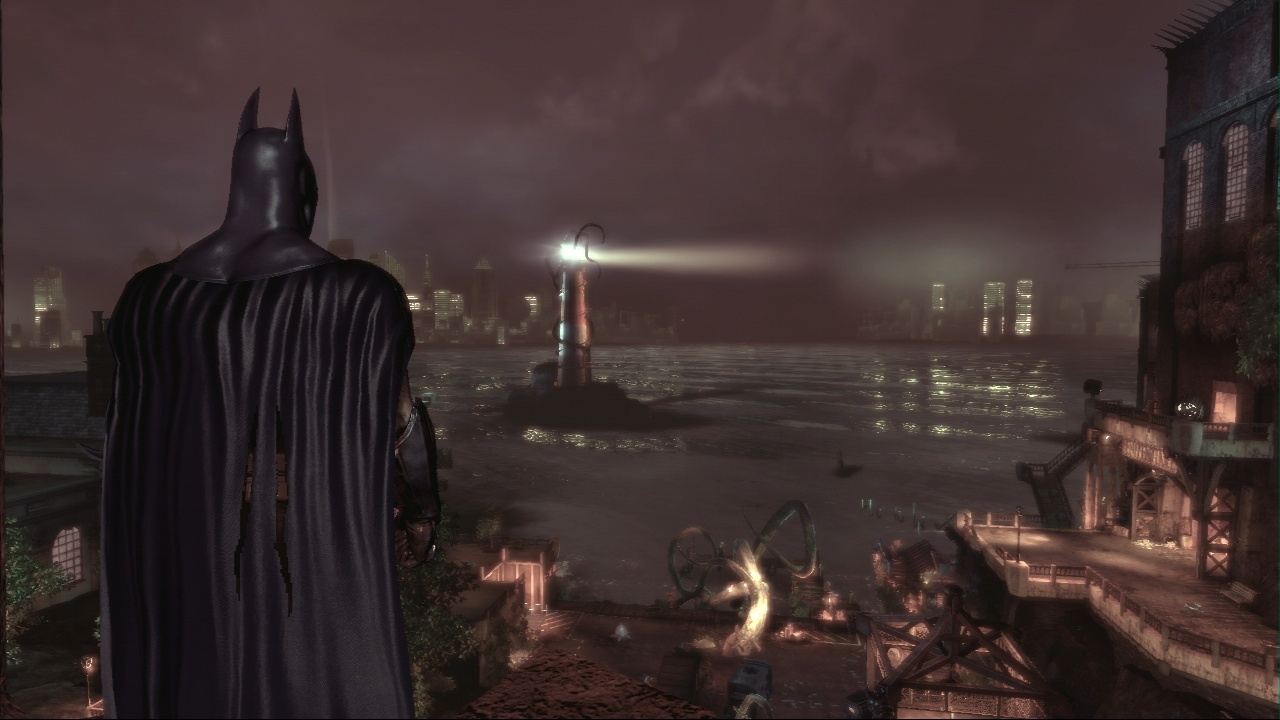Batman arkham asylum culture geek - Batman contre joker ...