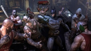 Images Batman Arkham City Xbox 360 - 16