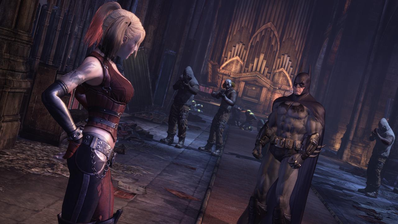 Batman Arkham City- Xbox 360
