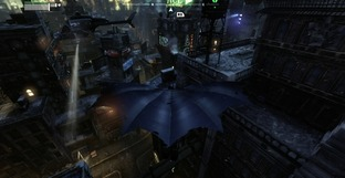 Test Batman Arkham City Xbox 360 - Screenshot 117