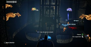 Test Batman Arkham City Xbox 360 - Screenshot 118