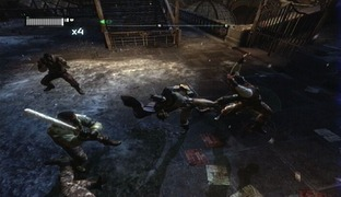 Batman Arkham City 360 - Screenshot 228