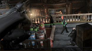 Aperçu Batman Arkham Origins - Multijoueur Xbox 360 - Screenshot 21