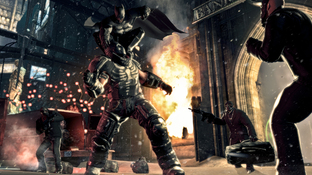 E3 2013 : De nouvelles images pour Batman Arkham Origins