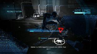 Test Batman Arkham Origins Xbox 360 - Screenshot 42