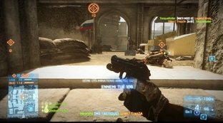 Test Battlefield 3 : Aftermath Xbox 360 - Screenshot 1