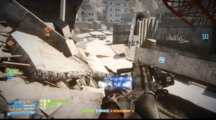 Test Battlefield 3 : Aftermath Xbox 360 - Screenshot 2