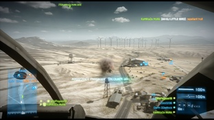 Test Battlefield 3 : End Game Xbox 360 - Screenshot 6
