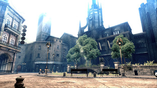 GC 2008 : Images de Bayonetta