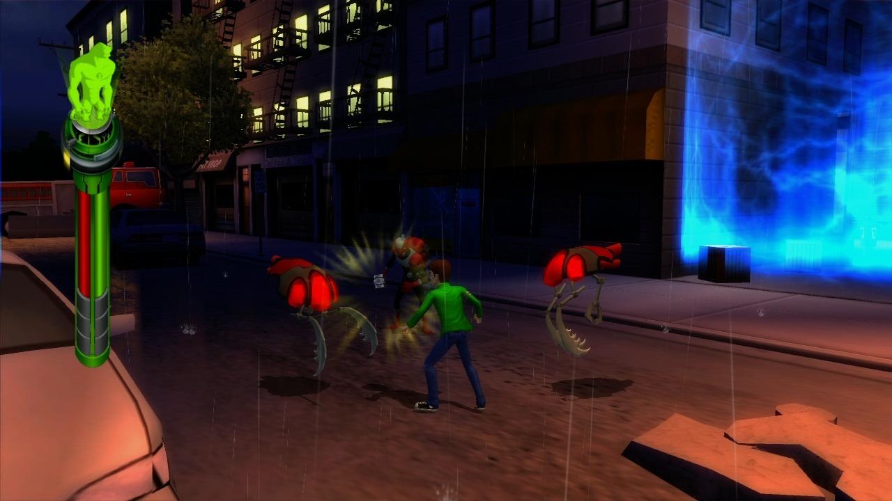 Ben 10: Alien Force - Vilgax Attacks Screenshot