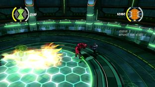 Test Ben 10 Omniverse Xbox 360 - Screenshot 6