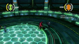 Test Ben 10 Omniverse Xbox 360 - Screenshot 7