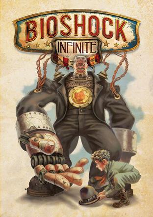 Bioshock Infinite : Votez pour la jaquette alternative