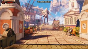 Test BioShock Infinite Xbox 360 - Screenshot 75