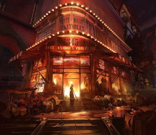 L'art de BioShock Infinite