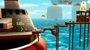 Test Bit. Trip Presents : Runner 2 - Future Legend of Rhythm Alien Xbox 360 - Screenshot 20