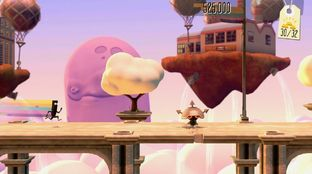 Test Bit. Trip Presents : Runner 2 - Future Legend of Rhythm Alien Xbox 360 - Screenshot 23