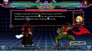 Test BlazBlue : Continuum Shift Extend Xbox 360 - Screenshot 15