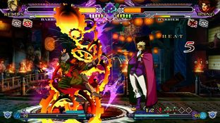 Test BlazBlue : Continuum Shift Extend Xbox 360 - Screenshot 16