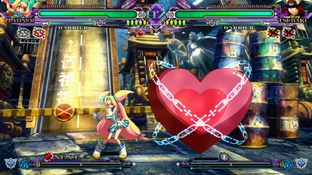 Test BlazBlue : Continuum Shift Extend Xbox 360 - Screenshot 17