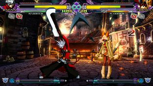 Test BlazBlue : Continuum Shift Extend Xbox 360 - Screenshot 19