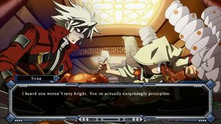 Test BlazBlue : Continuum Shift Extend Xbox 360 - Screenshot 20