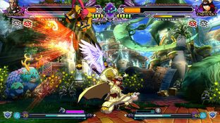 Test BlazBlue : Continuum Shift Extend Xbox 360 - Screenshot 24
