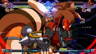 Test BlazBlue : Continuum Shift Extend Xbox 360 - Screenshot 28