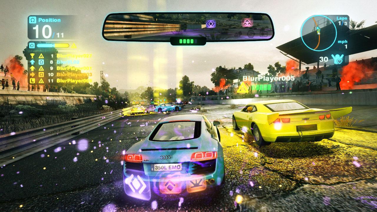 jeuxvideo.com Blur - Xbox 360 Image 48 sur 136
