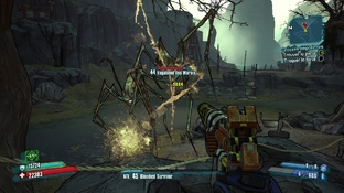 Test Borderlands 2 : La Chasse au Gros Gibier de Sir Hammerlock Xbox 360 - Screenshot 22