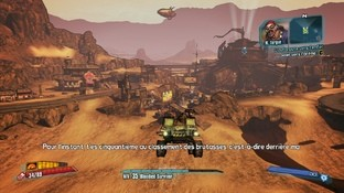 Test Borderlands 2 : Le Carnage Sanglant de M. Torgue Xbox 360 - Screenshot 4
